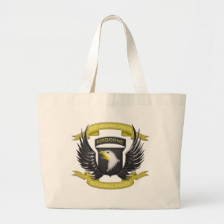 101st Airborne 3D Tote Bag
