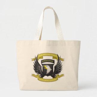 101st Airborne 3D Tote Bag