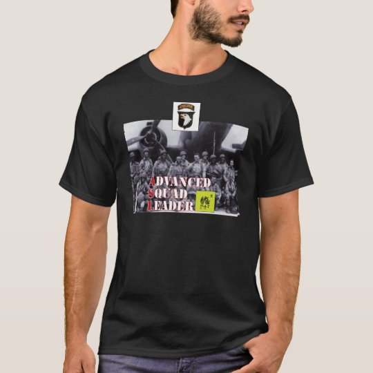 101st Airborne ASL WWII T-Shirt