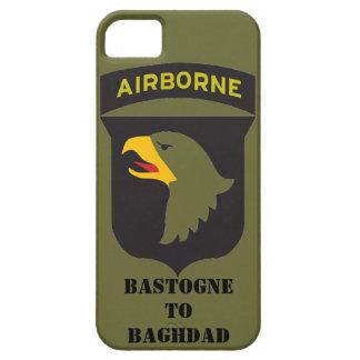 101ST AIRBORNE - BASTOGNE TO BAGHDAD iPhone 5 CASE