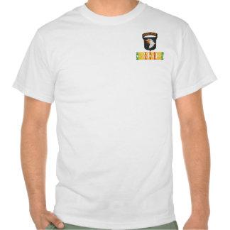 101st Airborne Div. CH-47 Chinook Crew Chief Shirt