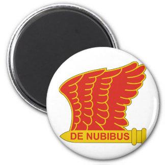 101st Airborne Division Artillery 6 Cm Round Magnet