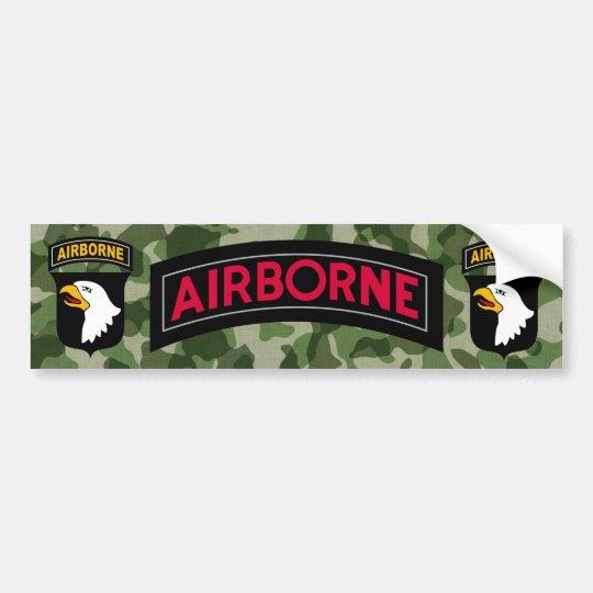101st Airborne Division Bumper Sticker