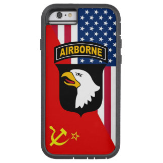 "101st Airborne Division ""Cold War Paint Scheme"" Tough Xtreme iPhone 6 Case"