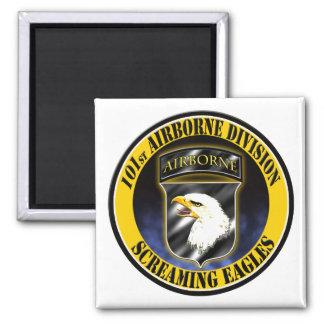 101st Airborne Division Fridge Magnet