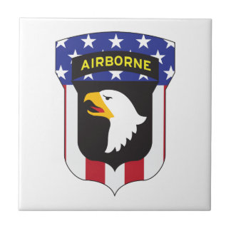 101ST AIRBORNE DIVISION PATRIOT TILE