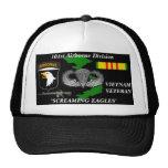"""101st AirBorne Division """"Screaming Eagles""""Caps Cap"""