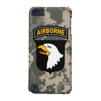 "101st Airborne Division ""Screaming Eagles"" Digital iPod Touch (5th Generation) Cases"