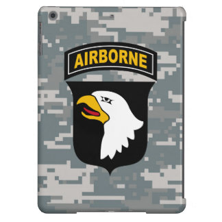 """101st Airborne Division """"Screaming Eagles"""" iPad Air Covers"""