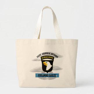 "101st Airborne Division ""Screaming Eagles"" Jumbo Tote Bag"