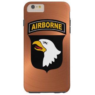 """101st Airborne Division """"Screaming Eagles"""" Tough iPhone 6 Plus Case"""