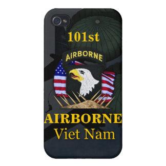 101st airborne division vietnam veterans ca case for the iPhone 4