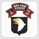 101st Airborne L Company RANGER Stickers