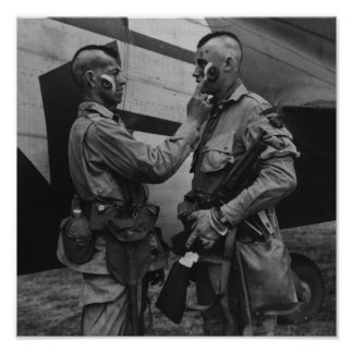 101st Airborne Pathfinders Poster