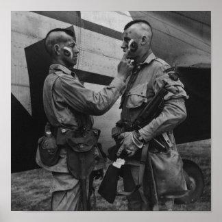 101st Airborne Pathfinders Poster