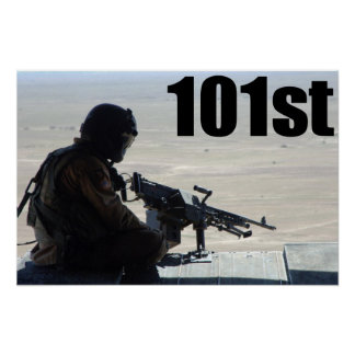 101st Airborne Print