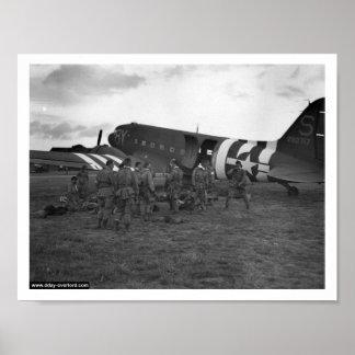 101st Airborne Poster