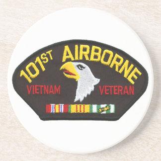101st Airborne Vietnam Veteran Coaster