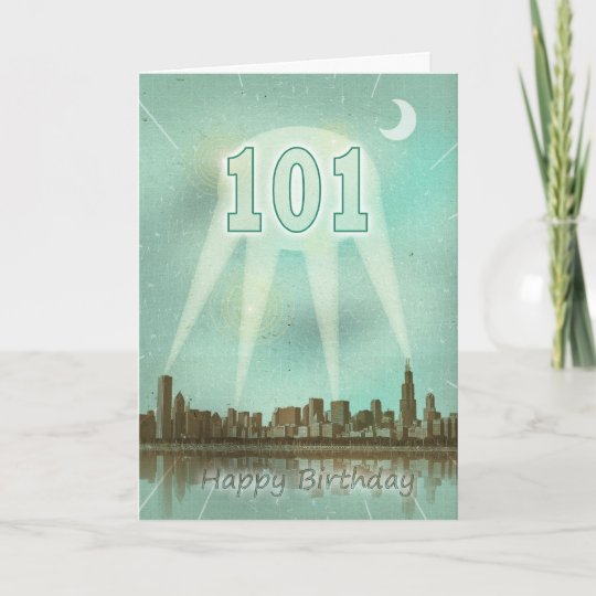 101st Birthday Gifts & Gift Ideas