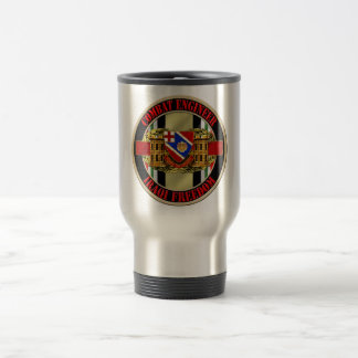 101st Engineer Battalion OIF Iraq Travel Mug