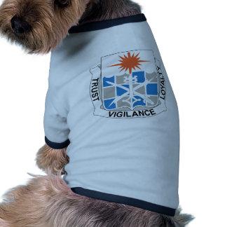 101st Military Intelligence Pet Tshirt