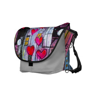 1024 Love Lane Messenger Bag