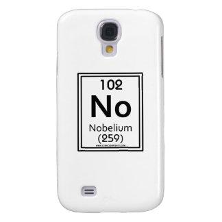 102 Nobelium Galaxy S4 Case