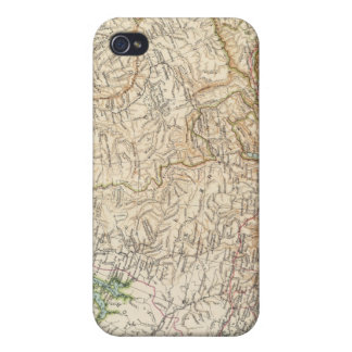 10304 Asiatic Russia iPhone 4 Cover