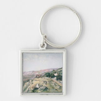 103-007950 The Highest Point, Catalonia Key Ring