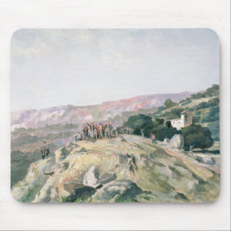 103-007950 The Highest Point, Catalonia Mouse Mat