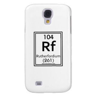 104 Rutherfordium Samsung Galaxy S4 Covers