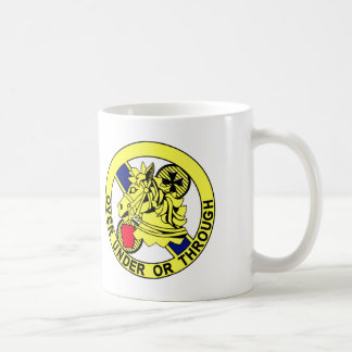 104th Cavalry Regiment-Insignia Color patch Coffee Mugs
