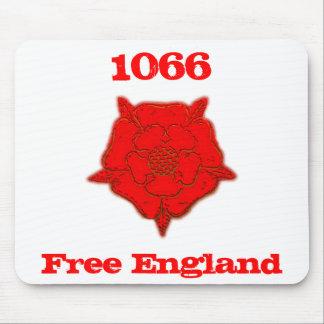 1066 - Free England Mouse Pad
