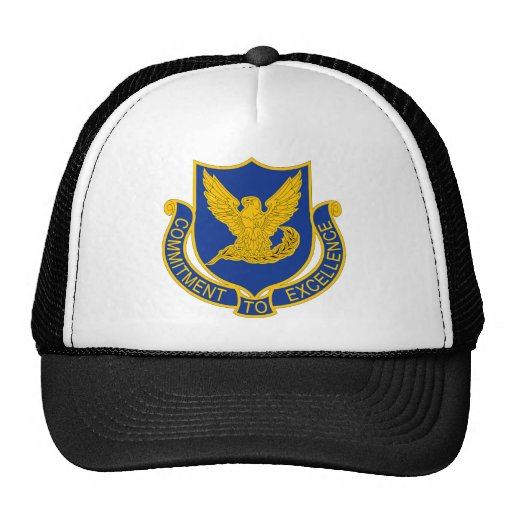 106th Aviation Regiment - Commitment To Excellence Trucker Hats