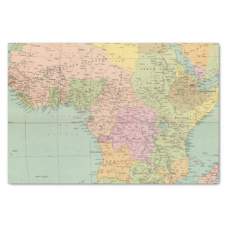 10708 Africa policy Tissue Paper