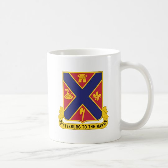 107 Field Artillery Regiment Coffee Mug
