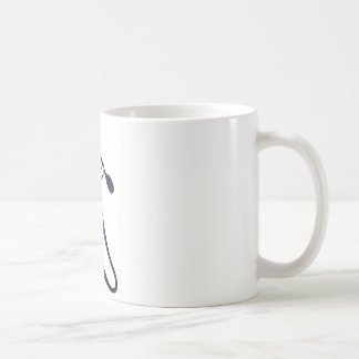 1081 Kayak Classic White Coffee Mug