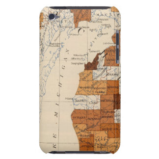 108 Influenza Michigan Barely There iPod Case