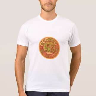 108 OM MANTRA Goodluck Peace Symbol T Shirts