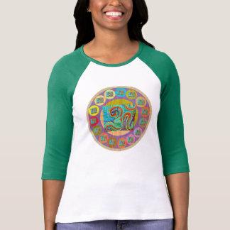 108 OM MANTRA T-Shirt