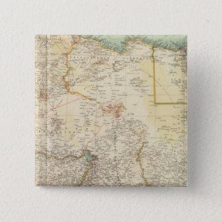 10911 North Africa 15 Cm Square Badge