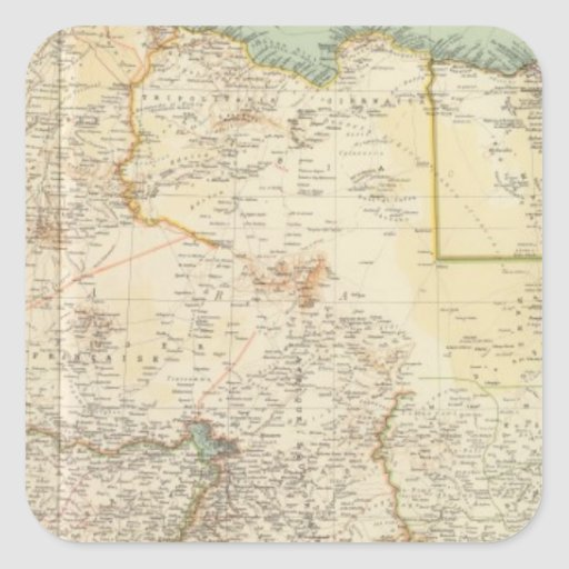 10911 North Africa Stickers