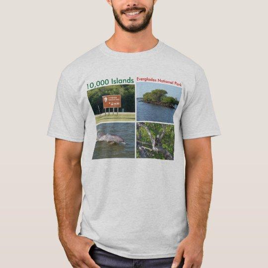 10,000 Islands T-Shirt