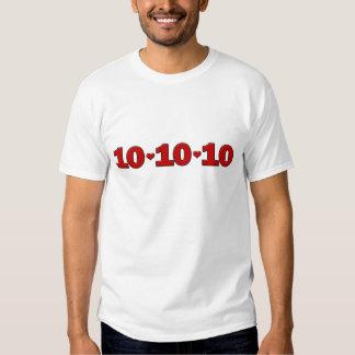 10-10-10 Hearts Shirt