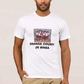 10-3-2007-3, ORANGE COUNTY JR WNBA T-Shirt