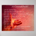 10 Comandments Poster