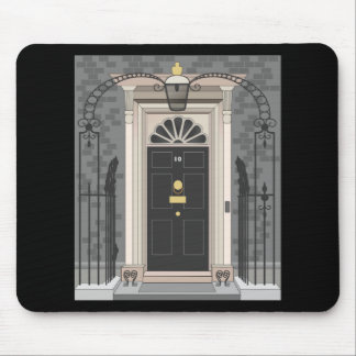 10 Downing Street, London (drawing) Mouse Pad