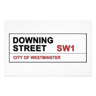 10 Downing Street London England Stationery