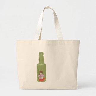 10 green bottles 10 jumbo tote bag