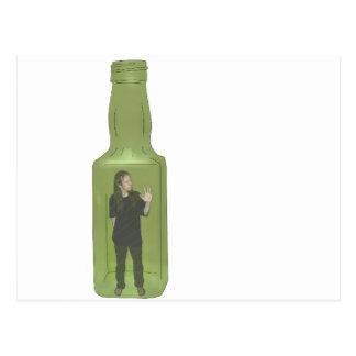 10 green bottles 1 postcard